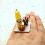 Gli anelli di SouZou ispirati alla cucina Giapponese | Collater.al 5