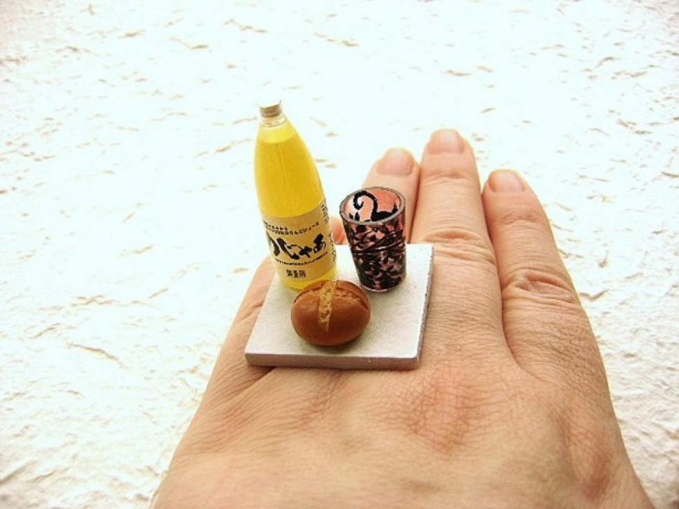 Gli anelli di SouZou ispirati alla cucina Giapponese | Collater.al