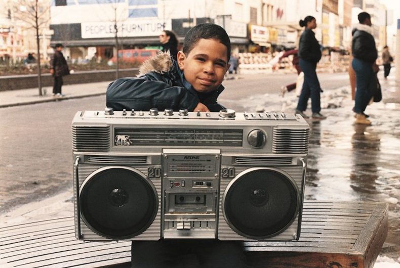 Jamel Shabbazz – Sights in the City: New York Street Photographs