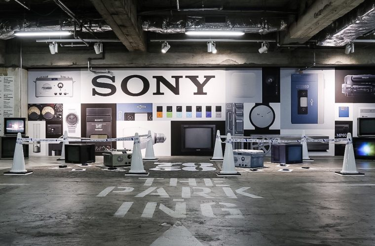 A new collection for Sony's 70th anniversary