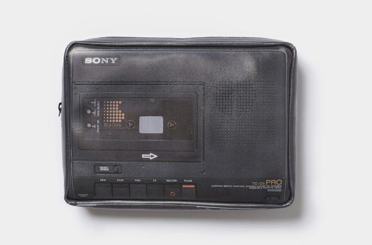La collezione di accessori vintage per il 70° anniversario di Sony