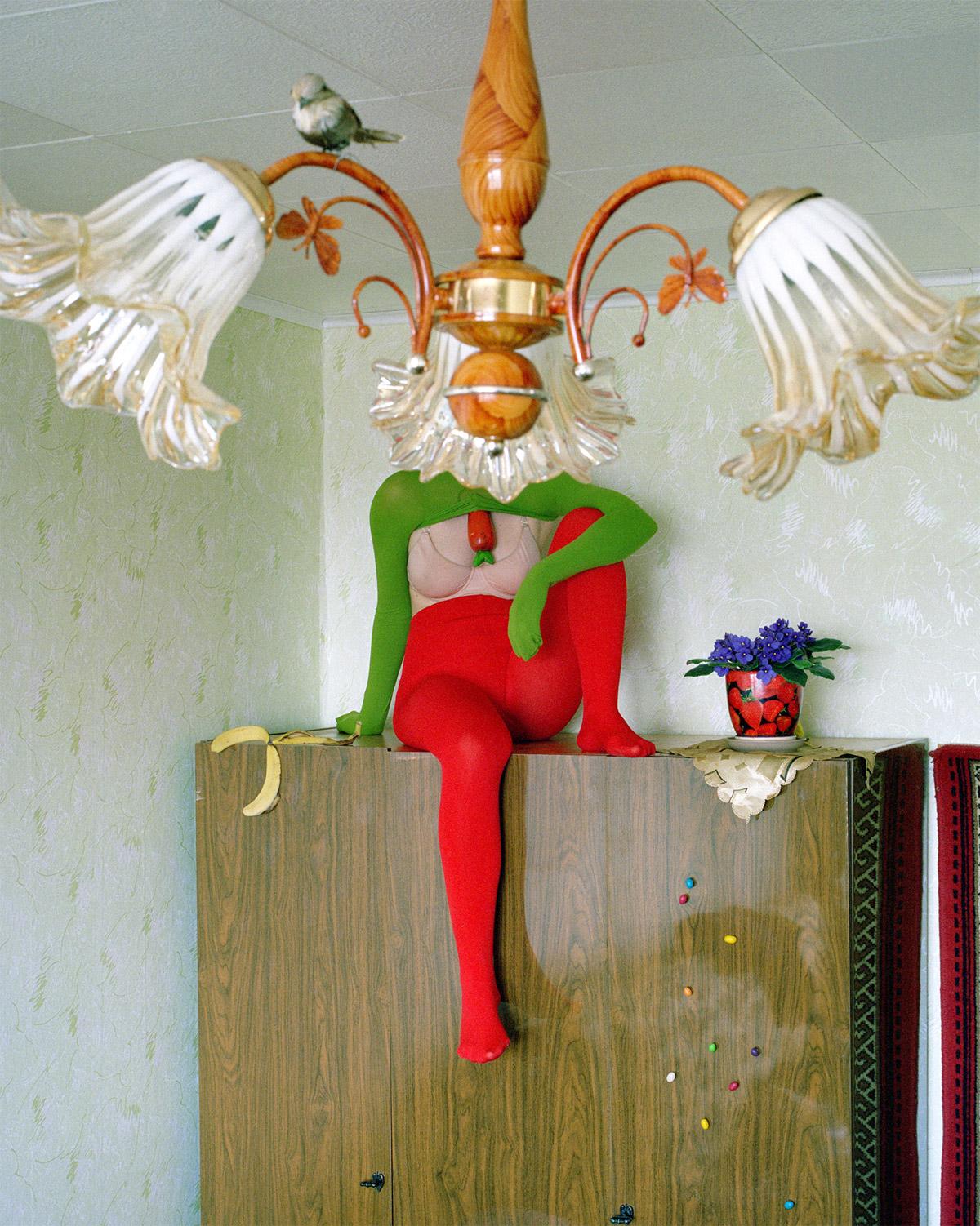 Le favole senza volto di Alena Zhandarova   Collater.al
