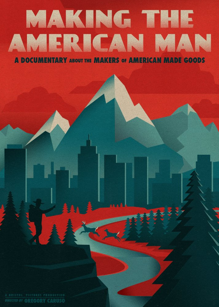 Making the American Man - Il documentario di Gregory Caruso sul Made in the U.S
