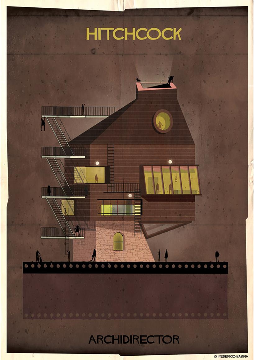 Archidirector - Le case dei registi secondo Federico Babina | Collater.al