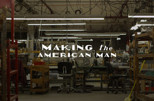 Making the American Man – The Gregory Caruso documentary about the Made in the U.S.