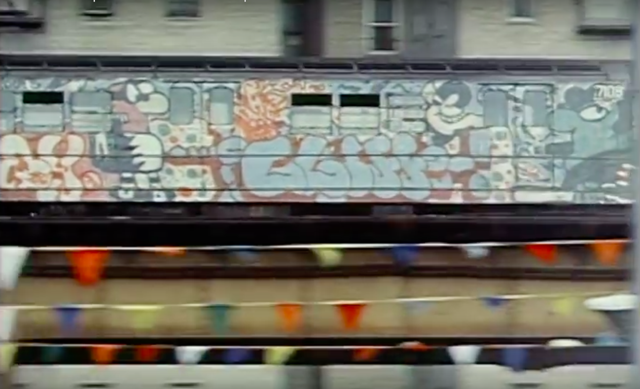 1976 New York Graffiti Experience un film di Fenton Lawless | Collater.al