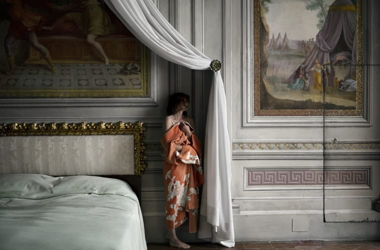 The Woman Who Never Existed, the photographic project by Anja Niemi