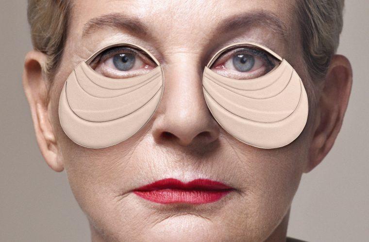 Bag Bag, Shoulder bags under the eyes