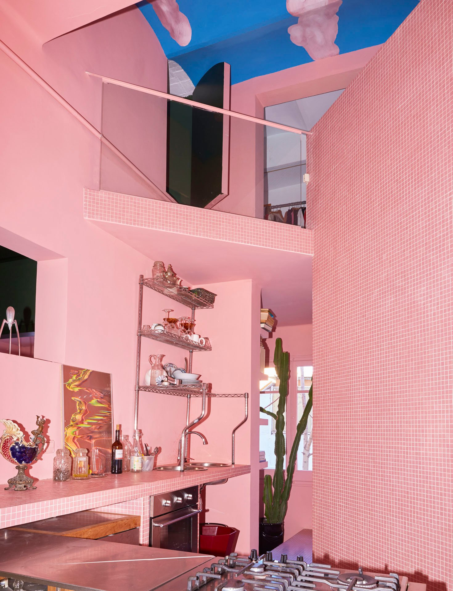 Casa horta la casa dei sogni dell interior designer for Piani personalizzati per la casa dei sogni