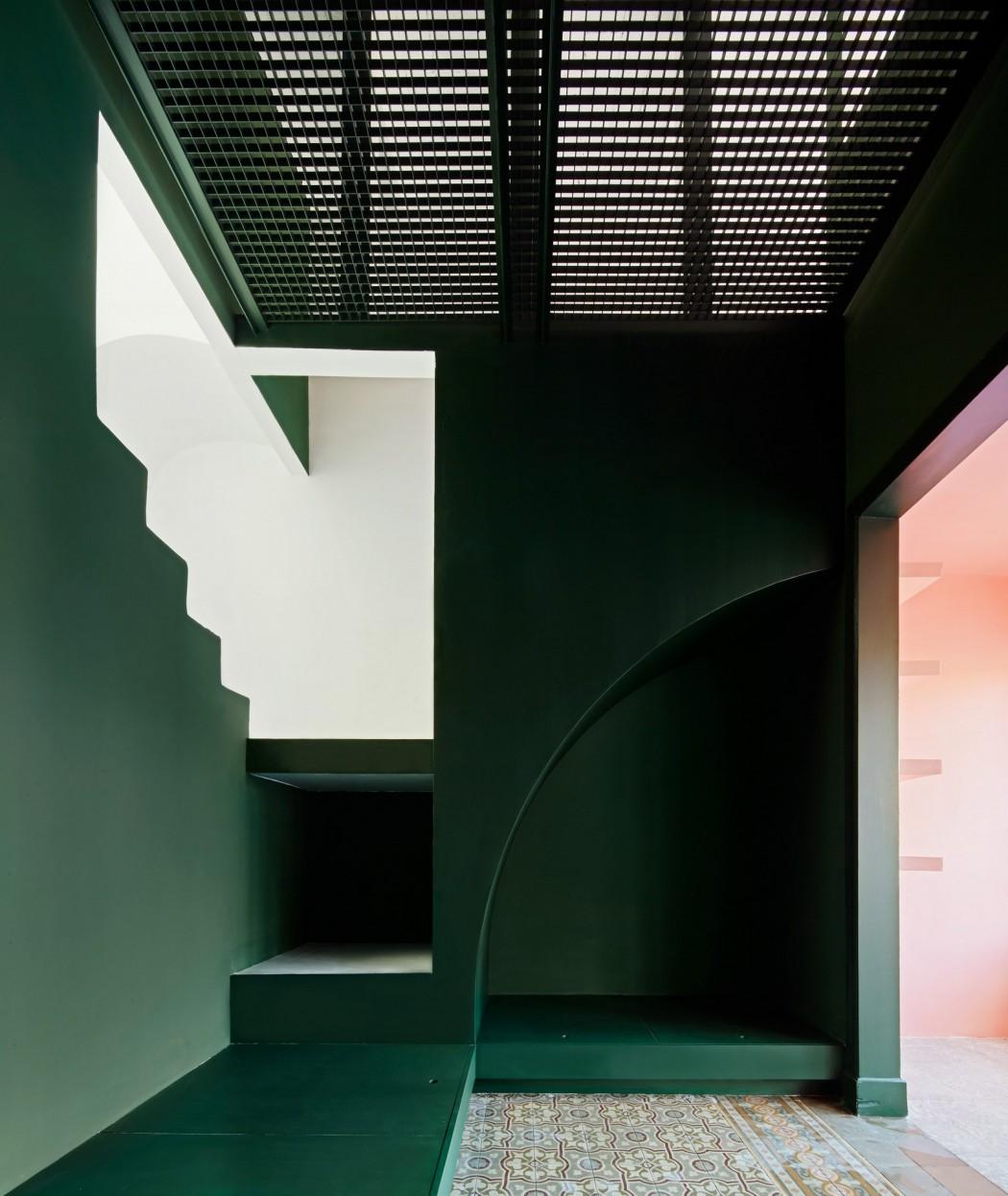 Casa Horta, la casa dei sogni dell'interior designer Guillermo Santomà | Collater.al