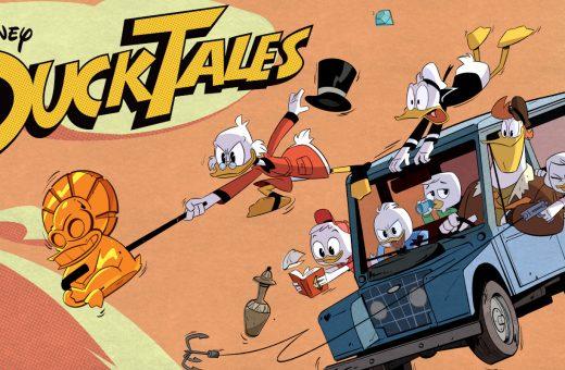 Disney rivela il nuovo look del reboot dei DuckTales