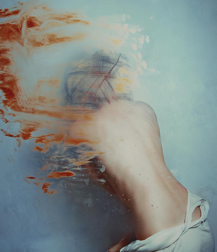 Iréel, il progetto tra pittura e fotografia di Flora Borsi | Collater.al