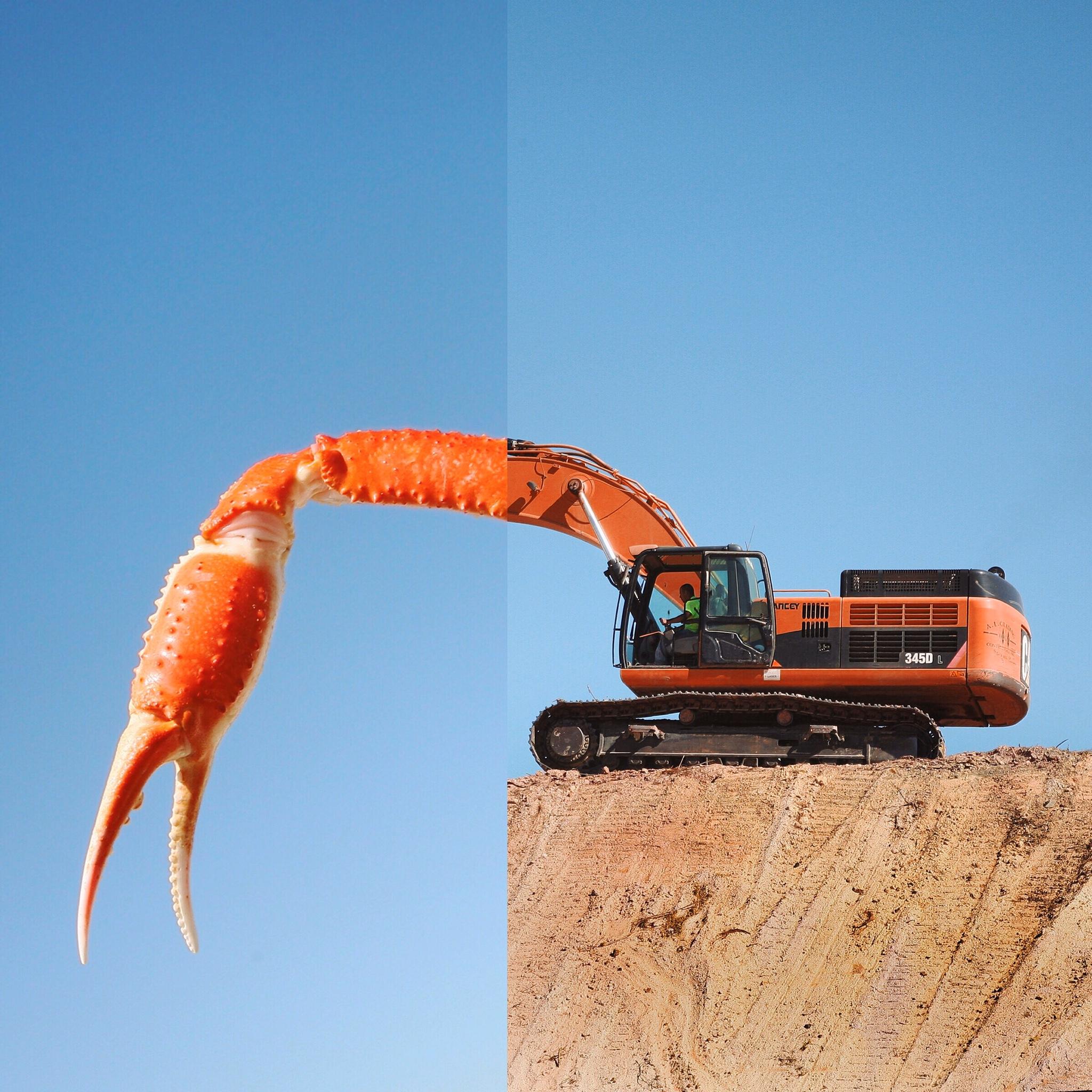 I divertenti fotomontaggi di Stephen Mcmennamy | Collater.al