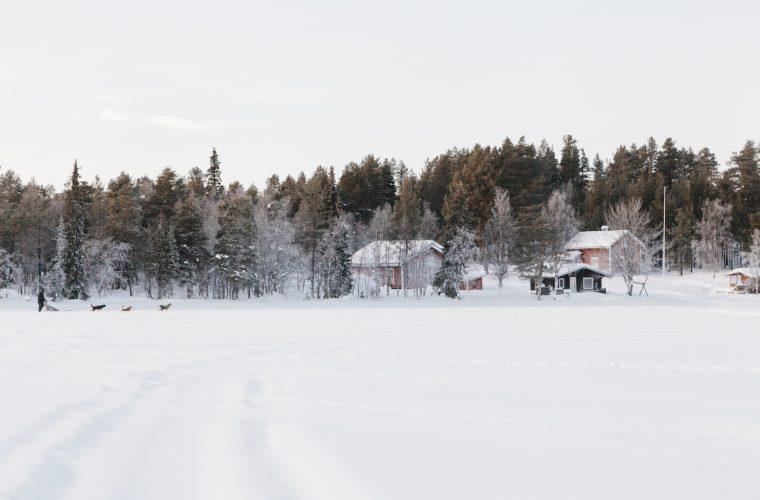 Al Confine con il Circolo Polare Artico