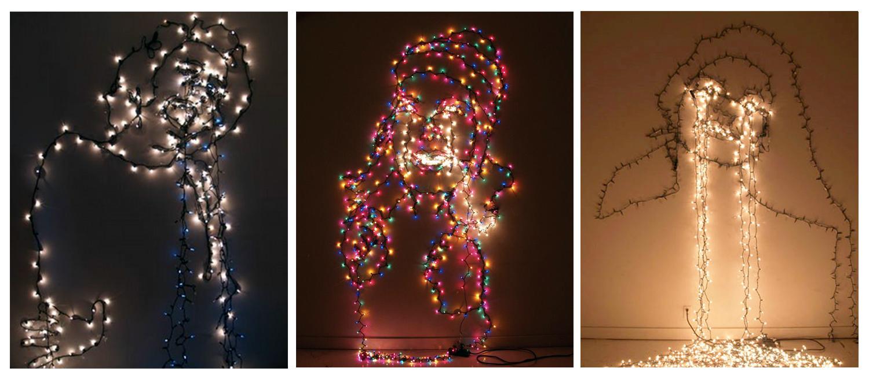 Gli incredibili portratit luminosi di Laura Adel Johnson   Collater.al