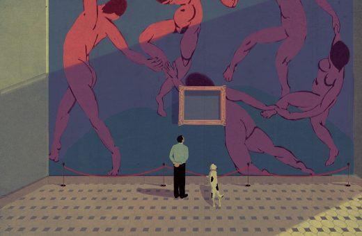 Le illustrazioni concettuali di Andrea Ucini