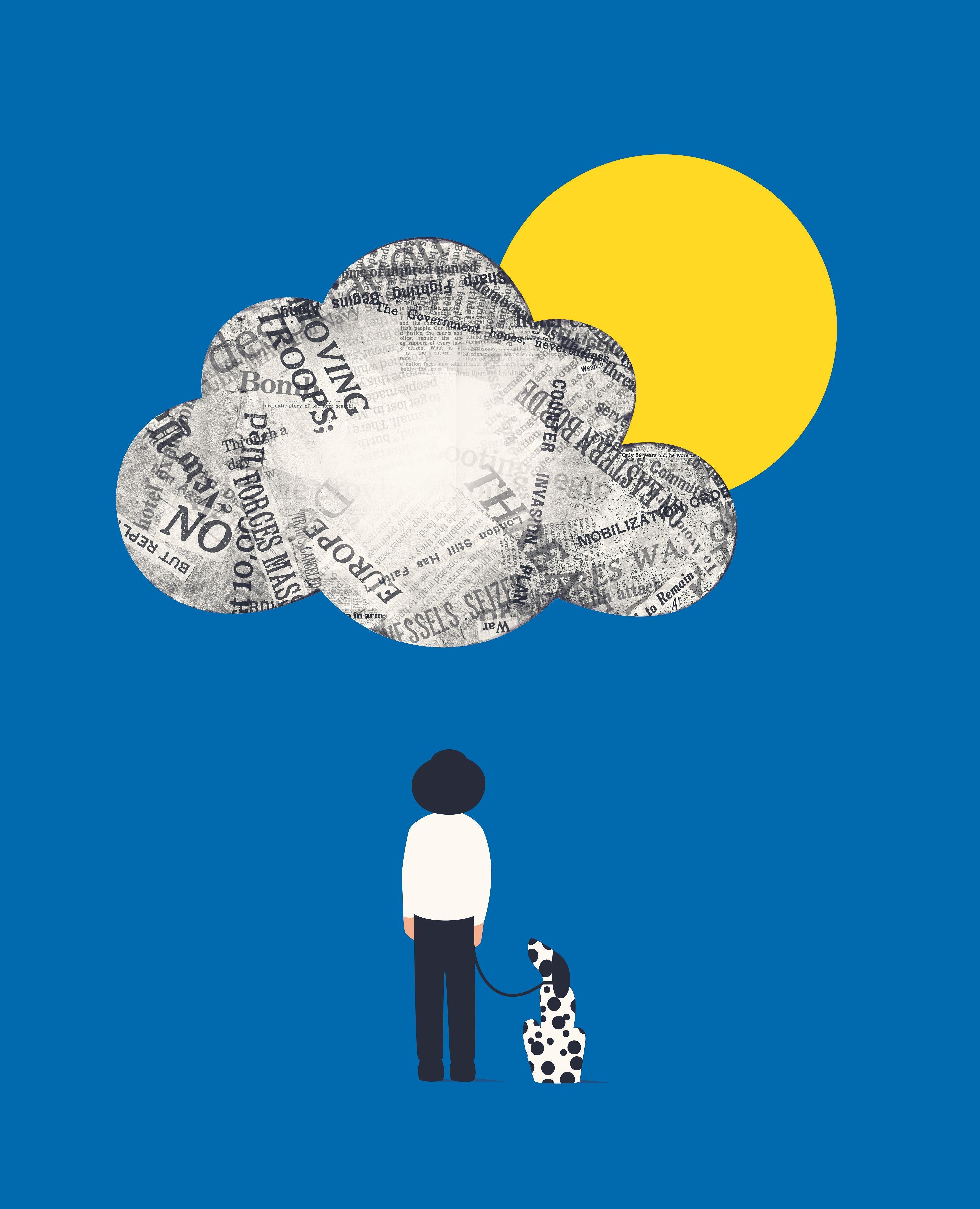 Le illustrazioni poetiche e minimali di Francesco Ciccolella | Collater.al