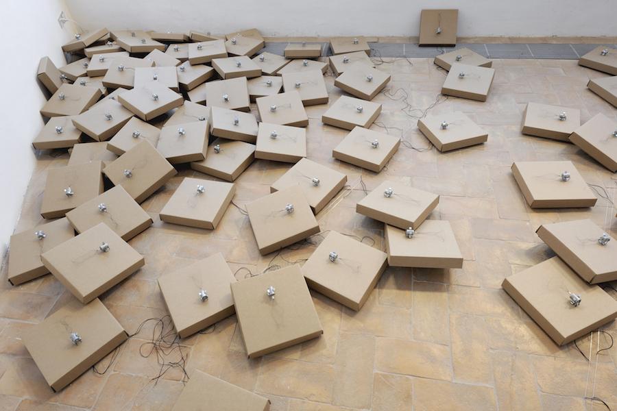 Le installazioni sonore di Zimoun | Collater.al