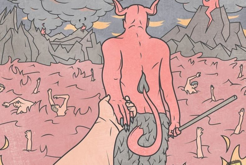 Le sarcastiche illustrazioni di Anton Gudim