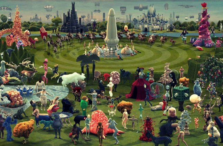 Short video for Breakfast – PARADISE, a contemporary interpretation of The Garden Of Earthly Delights