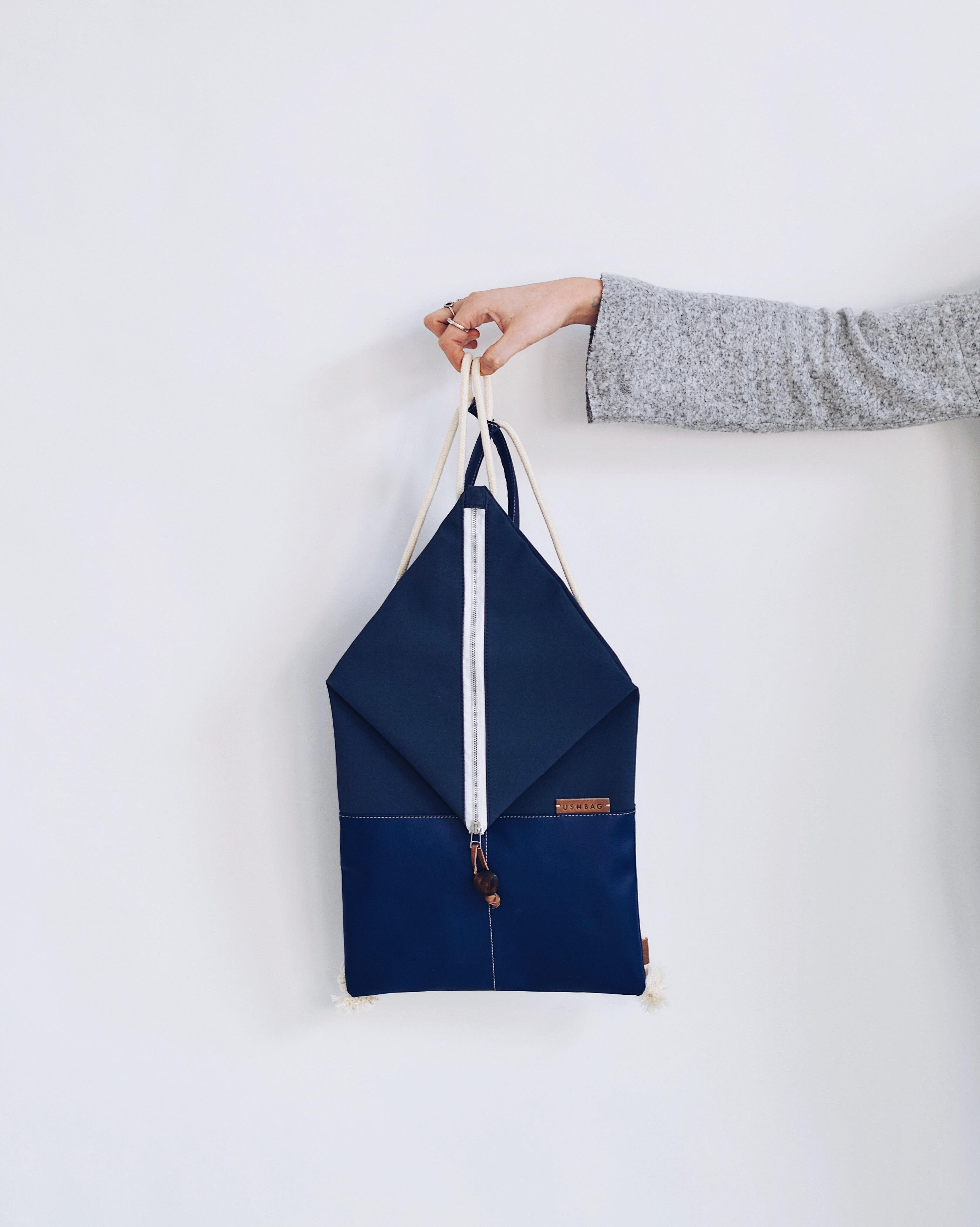 Ushbag, the way you feel - Il Backpack di Di Domenico e Rivolta | Collater.al