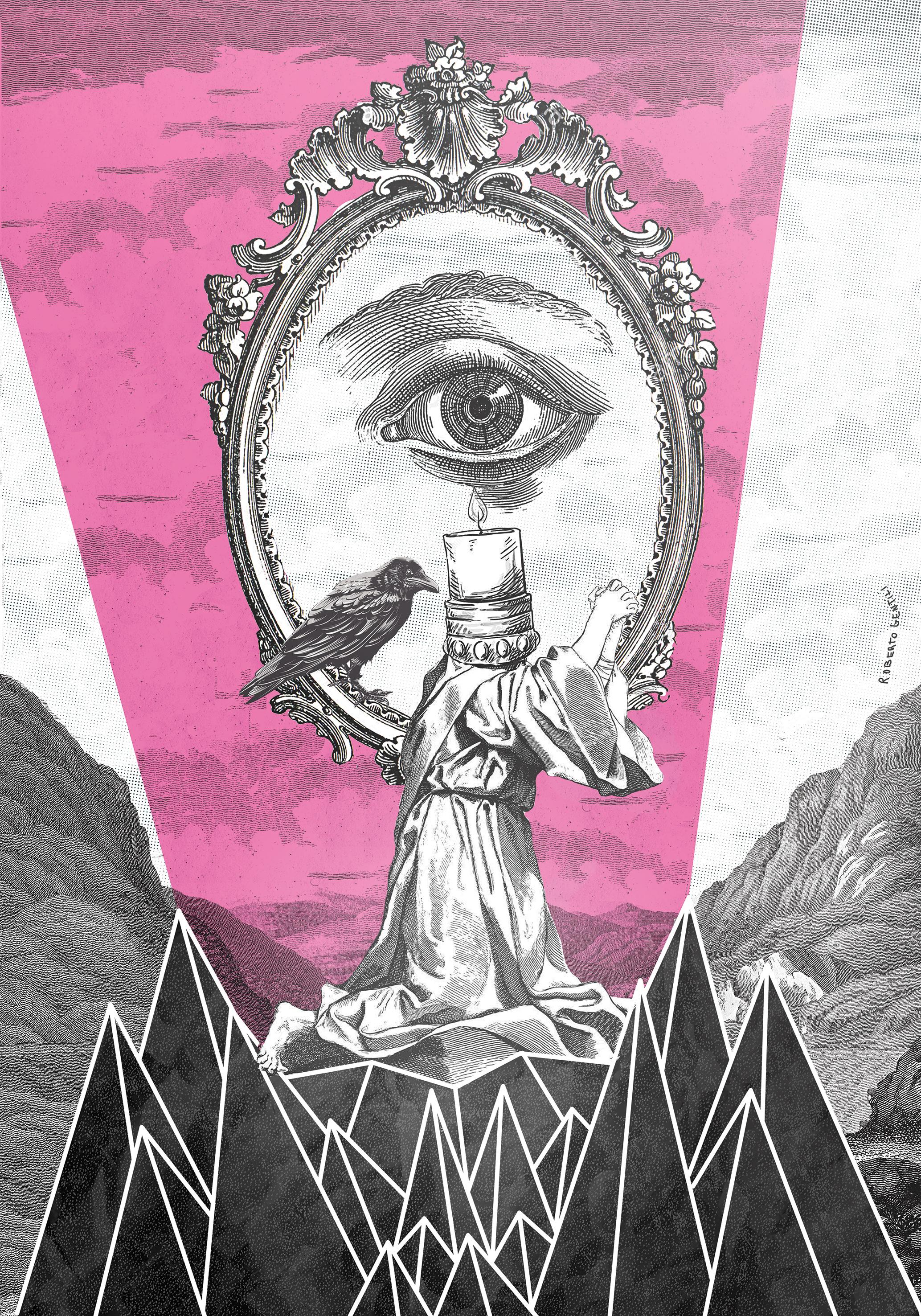 Visions, la visione post apocalittica nei poster di Roberto Gentili | Collater.al 2