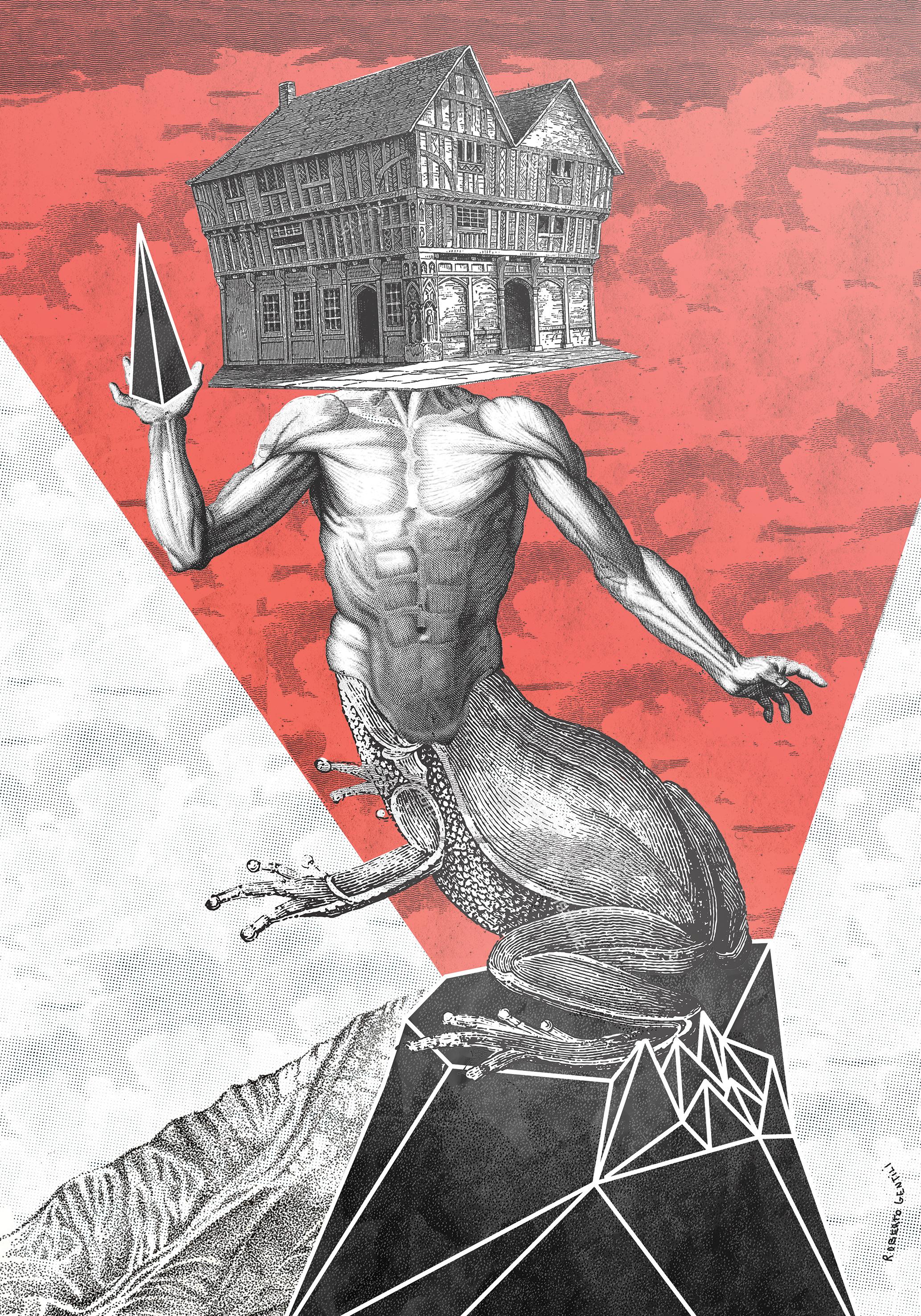 Visions, la visione post apocalittica nei poster di Roberto Gentili | Collater.al 5