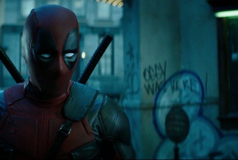 Il teaser trailer ufficiale di Deadpool 2
