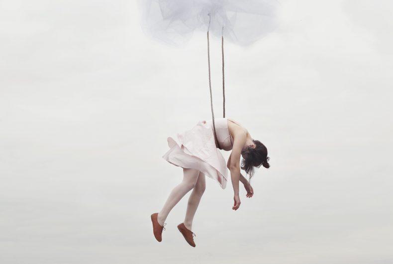 Sleep Elevations, the dreamlike shots of Maia Flore