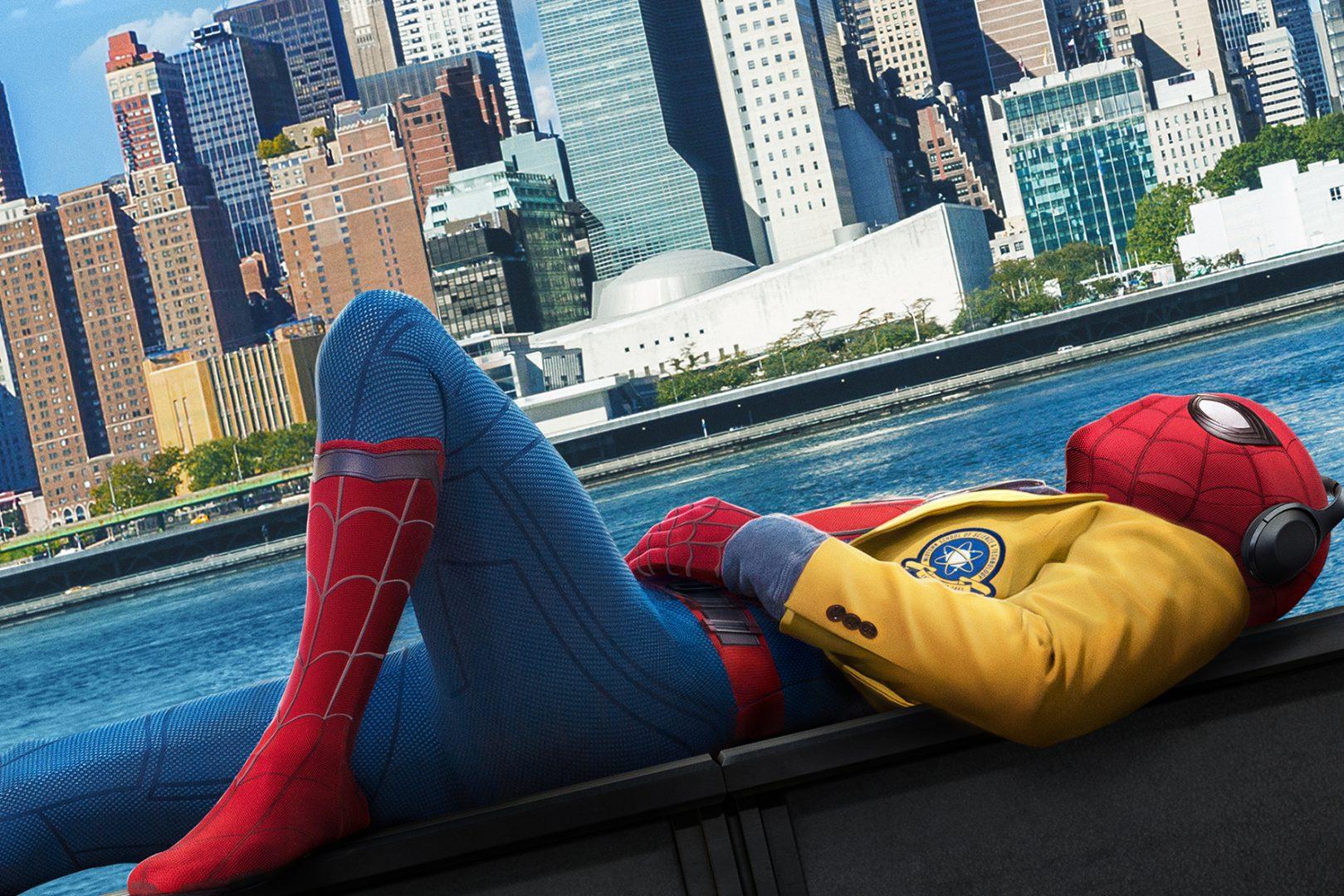 Il nuovo trailer di Spider-Man: Homecoming