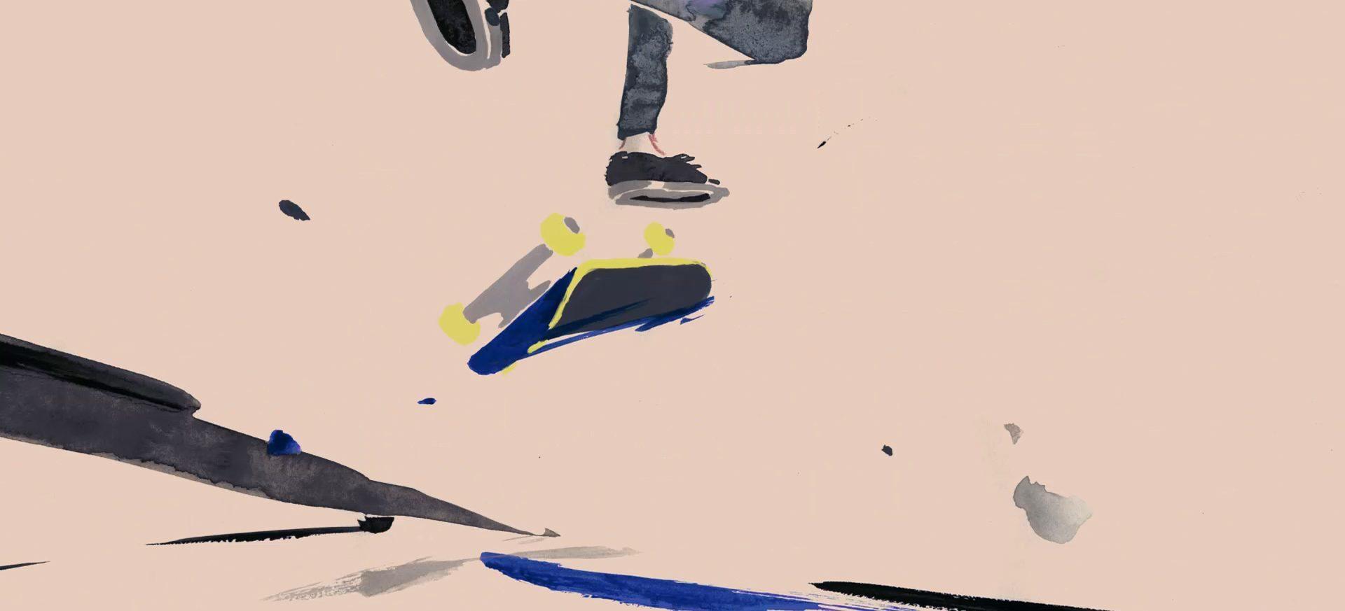 Il nuovo film animato di CHANEL con Cara Delevingne | Collater.al