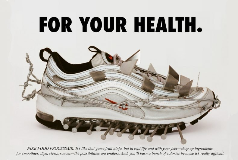 Ava Nirui e Alex Lee hanno reinterpretato 9 sneakers Nike