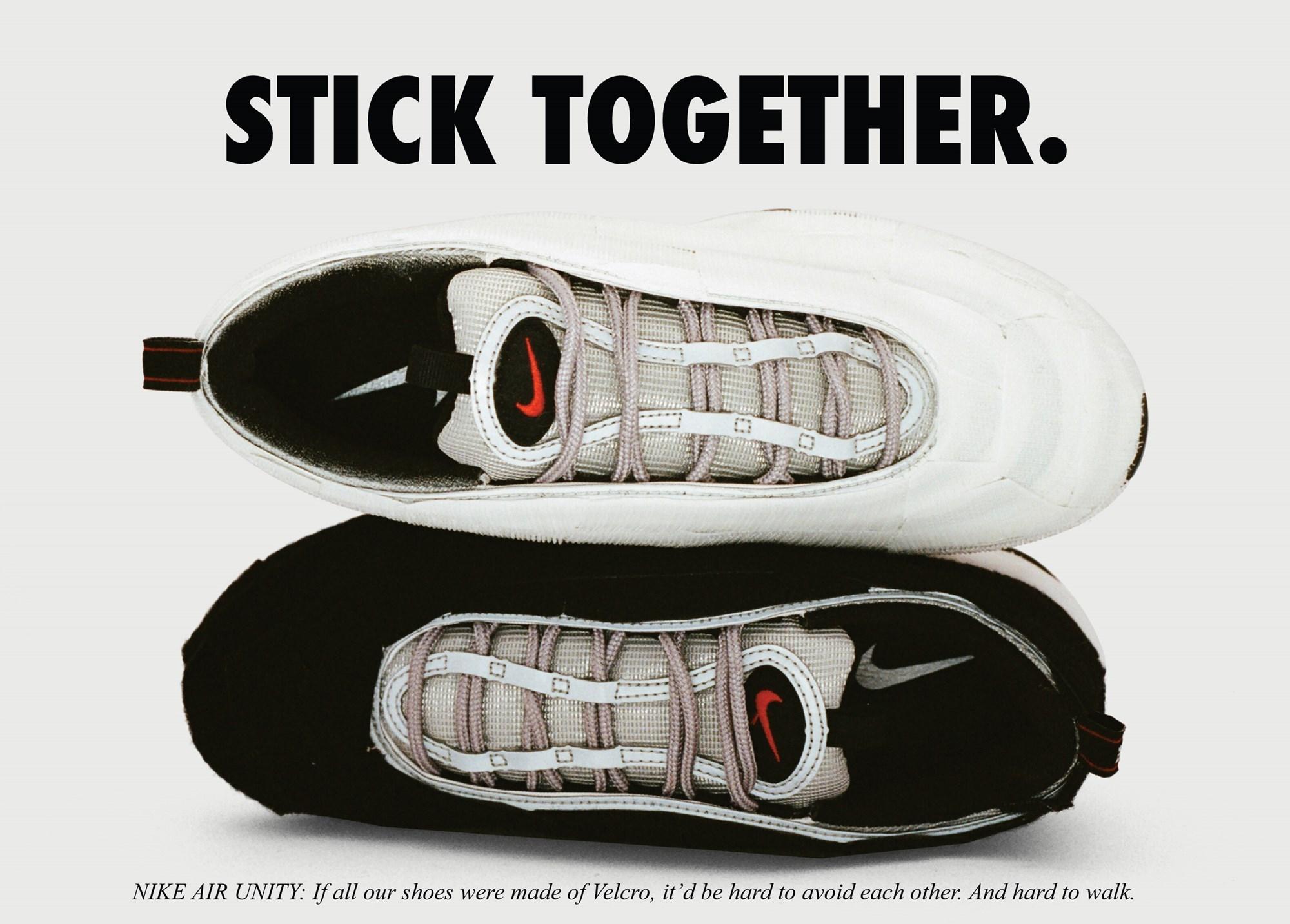 Ava Nirui e Alex Lee hanno reinterpretato 9 sneakers Nike | Collater.al