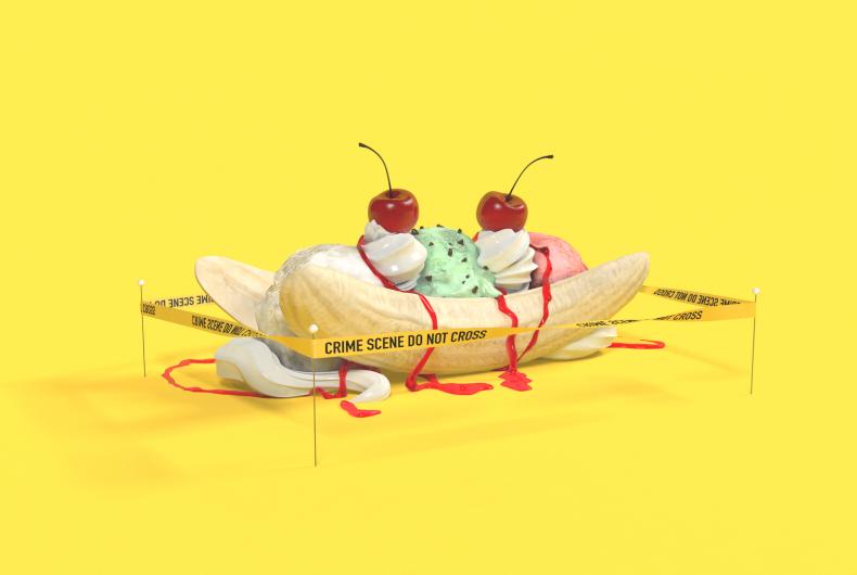Bananas, le banane umane di Elias Freiberger e Xander Marritt