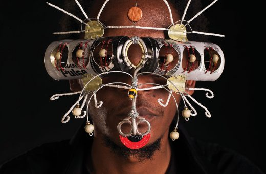 The extravagant afrofuturistic glasses of Cyrus Kabiru