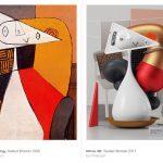 I dipinti di Pablo Picasso nelle sculture 3D di Omar Aqil | Collater.al