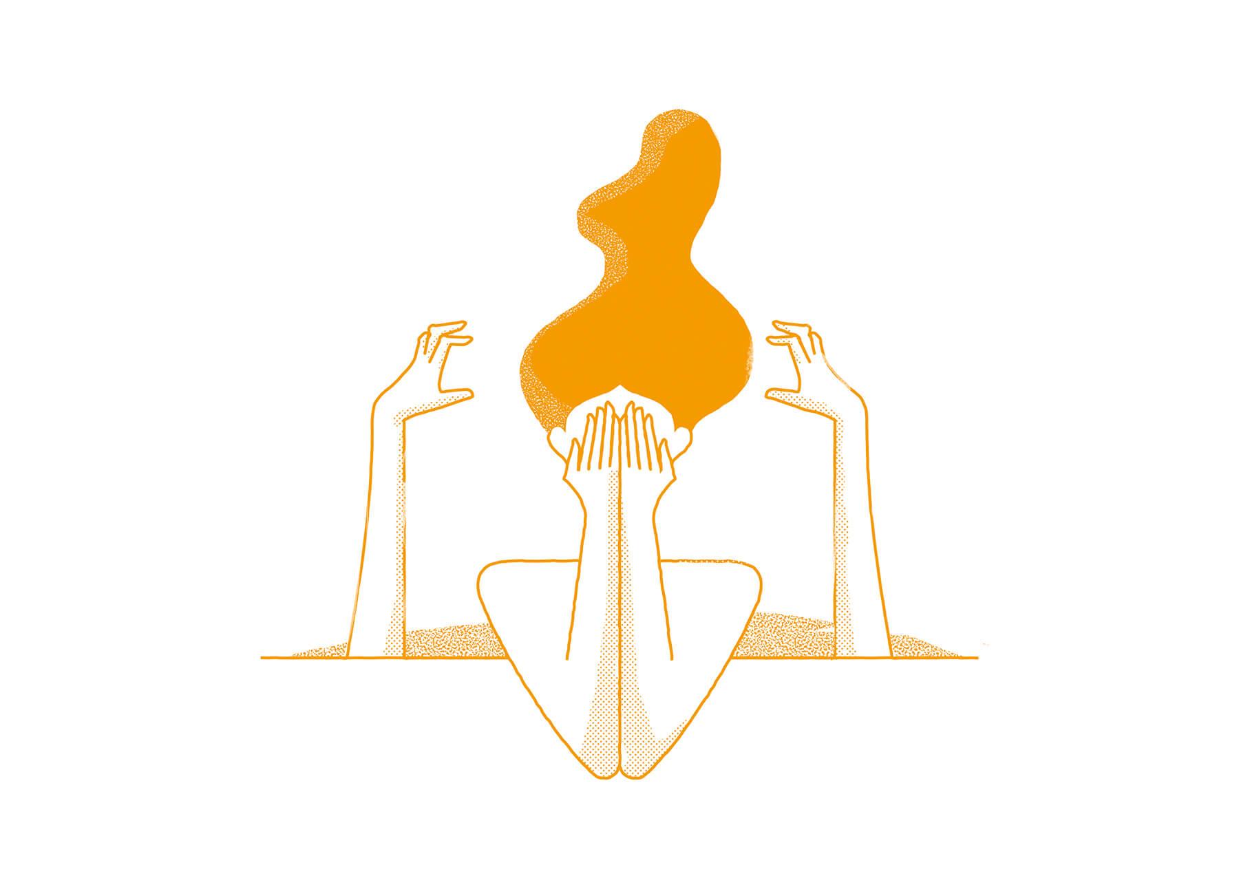 Le eleganti illustrazioni minimali di Timo Kuilder | Collater.al