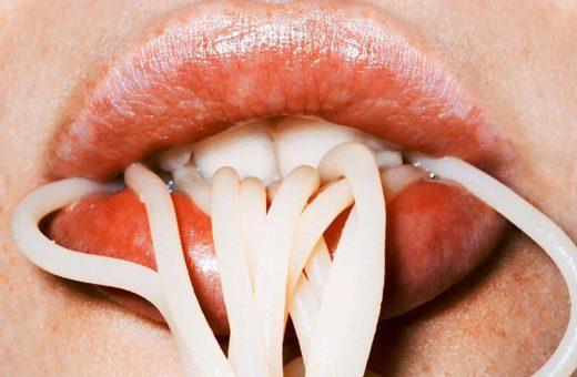 Macro Lips, Marius Sperlich's tribute to female sensuality