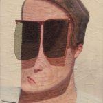 I volti deformati nei collage di Lola Dupre | Collater.al