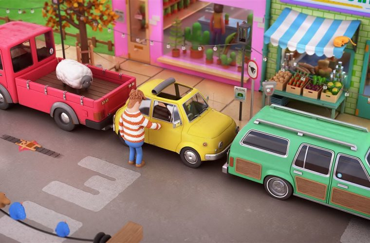 Short video for Breakfast – Parallel Parking, quando il parcheggio diventa un inferno