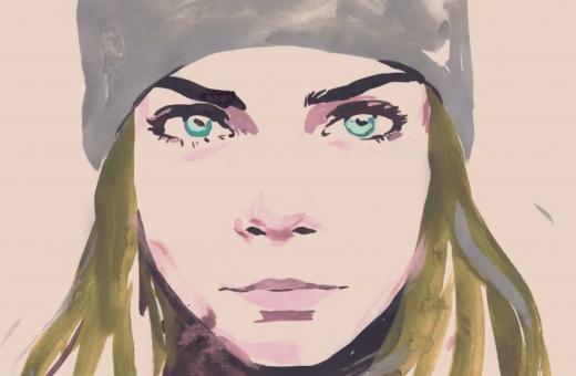 Il nuovo film animato di CHANEL con Cara Delevingne