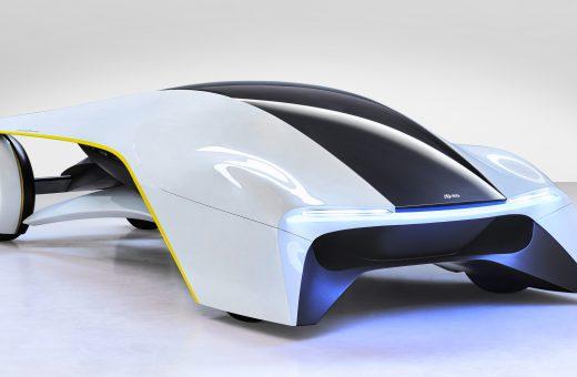 Scilla, la concept car firmata da IED, Pininfarina e Quattroruote