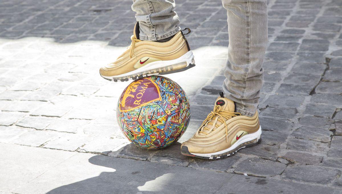 Tiempo Totti X Roma – Day 3 | Street Art
