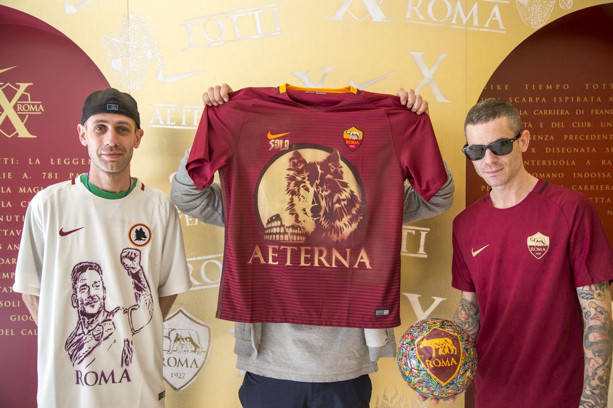 Tiempo Totti X Roma - Day 3, Street Art   Collater.al