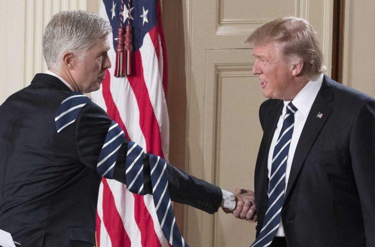 Trump's Ties, le cravatte lunghe mezzo metro di Donald Trump