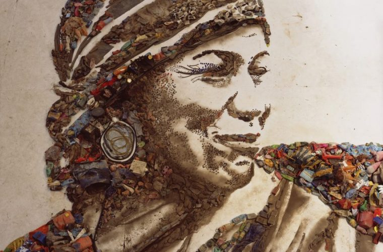 Vik Muniz, the art of recycling and of the human spirit