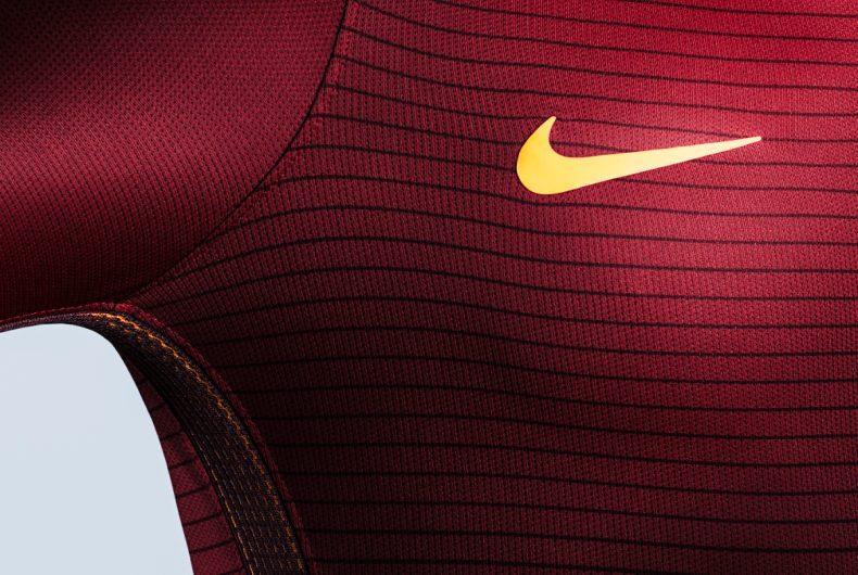Tiempo Totti X Roma – Day 1 | Design: La jersey del futuro