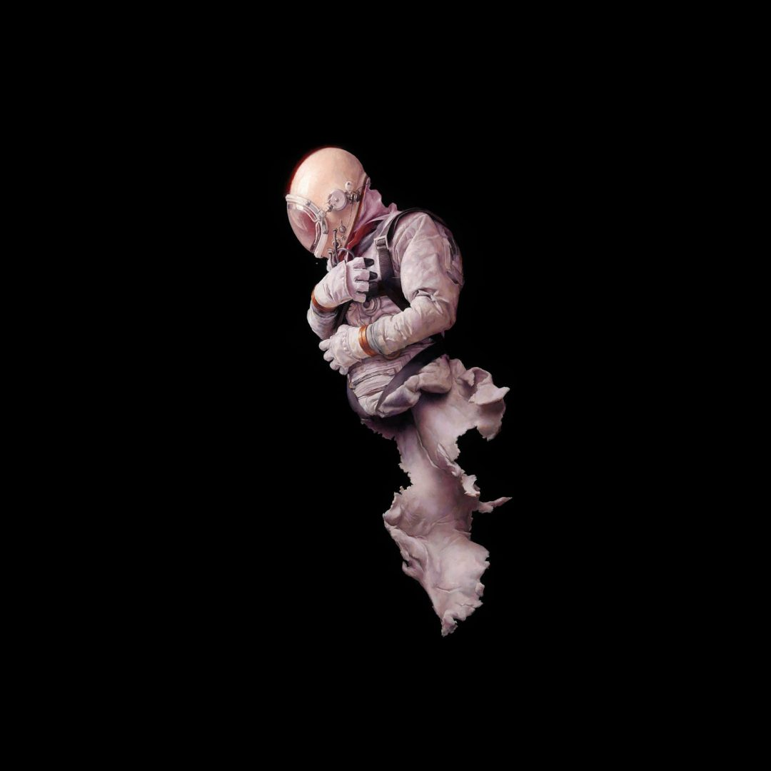 The Surreal Cosmonauts of Jeremy Geddes