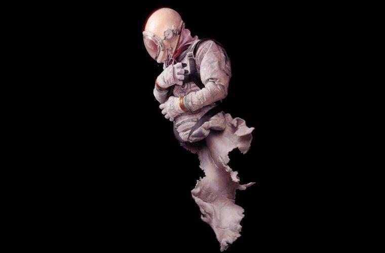 I Cosmonaut surreali di Jeremy Geddes