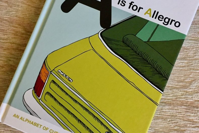 A is for Allegro, l'alfabeto visuale di Roy McCarthy